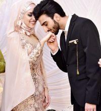 muslim married couple 1